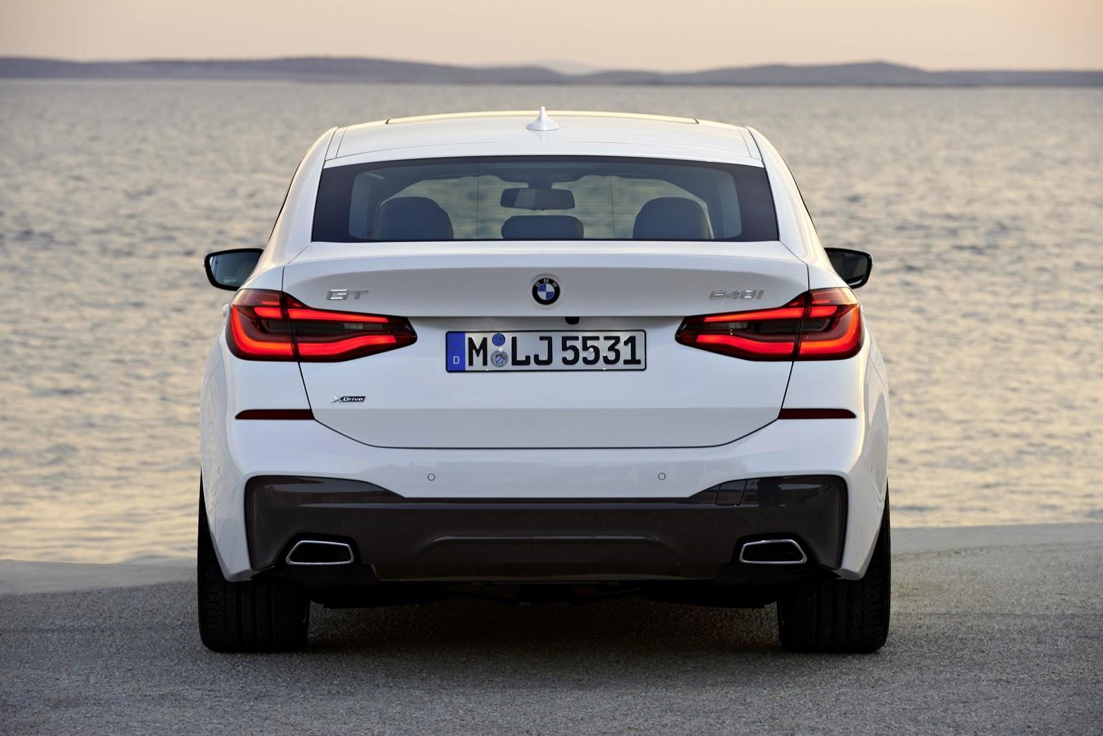Foto de BMW Serie 6 Gran Turismo (34/54)