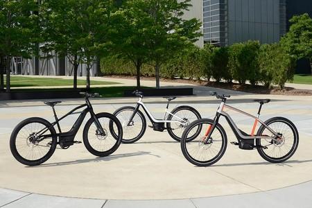 Bicicleta Electrica Harley Davidson