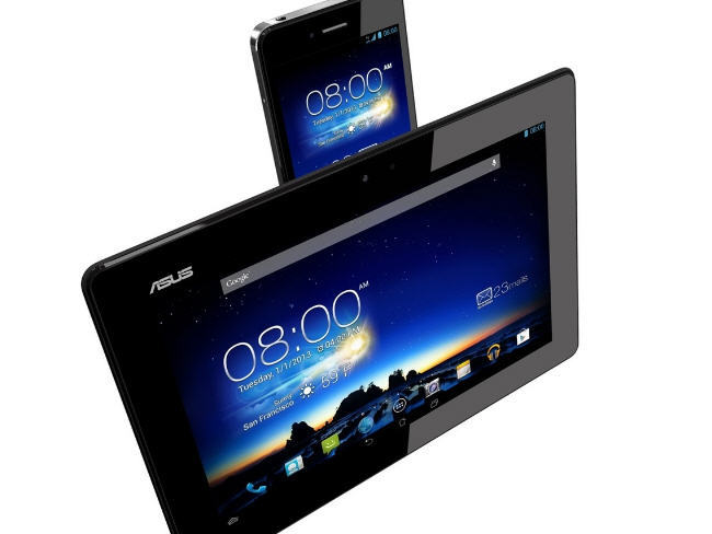 ASUS PadFone Infinity con Infinity Station