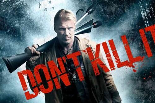 'Cazador de demonios': sangrienta diversión al servicio de un desvergonzado Dolph Lundgren