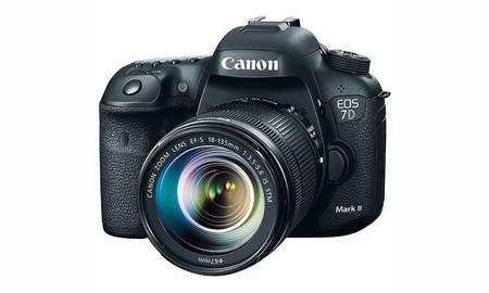 Canon EOS 7D, ahora con objetivo 18-135mm, por 1.368 euros en eBay