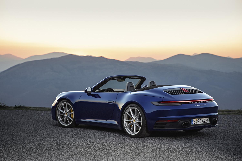 Foto de Porsche 911 (992) Cabriolet (2/10)