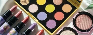 Los tonos pastel más ideales se dan cita en la nueva colección de maquillaje de MAC Cosmetics