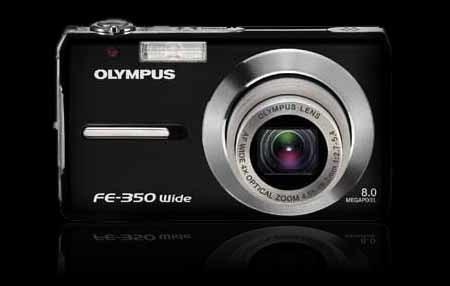 Nuevas compactas de Olympus: Serie FE