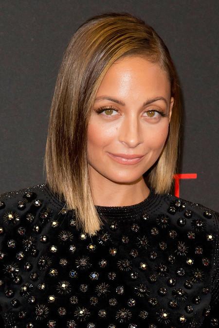 Claves para conseguir un look nude como el de Nicole Richie en los premios Style