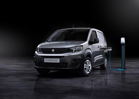 Peugeot E Partner 2021 008