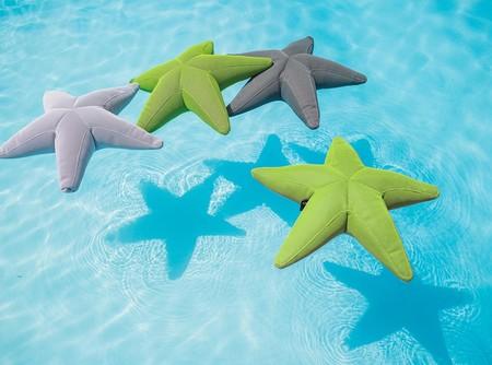 Colchoneta de piscina de diseño