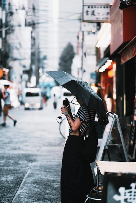 Fotografiando Bajo La Lluvia 6