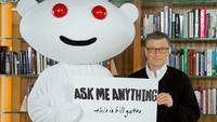 Bill Gates vuelve a Reddit y responde a algunos interrogantes sobre su nuevo trabajo en Microsoft