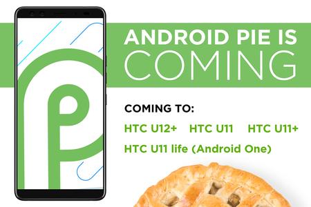 HTC confirma los móviles que actualizarán a Android 9 Pie