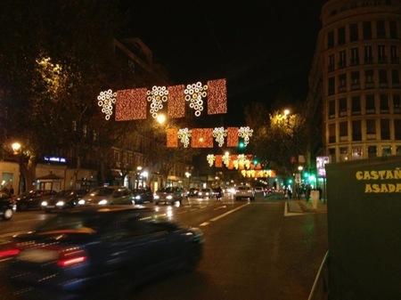 En Madrid ya ha arrancado la Navidad 2012-2013 y no te la puedes perder