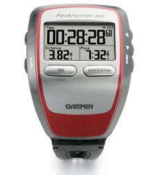 Garmin Forerunner 305, GPS y más para deportistas
