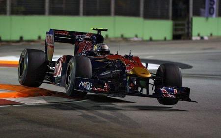 Jaime Alguersuari promete un Toro Rosso STR6 muy diferente a su antecesor