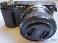 Sony NEX-3N, análisis