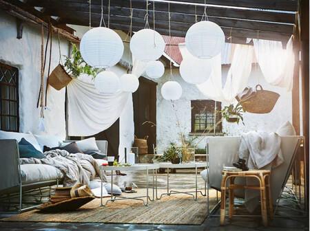 Las mejores ideas para iluminar la terraza y que te quede de película