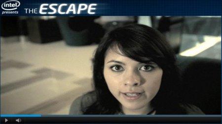 The Escape, una demo interactiva de Intel que nos acerca a la nueva generación Web