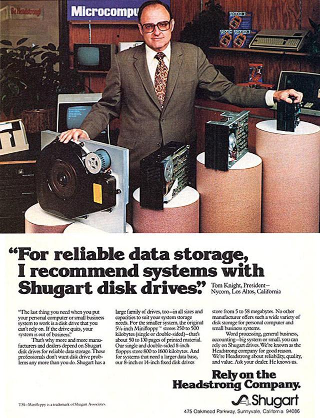 Vintage Computer Ad 21