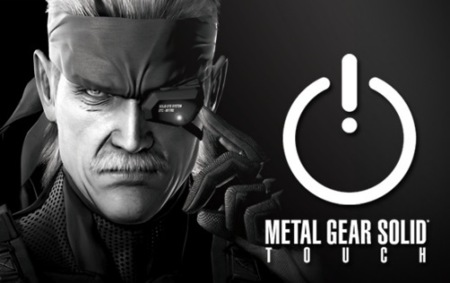 Actualización de Metal Gear Solid Touch