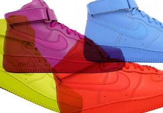 Los colores de NIKE
