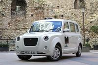 MetroCab, el futuro del clásico taxi londinense