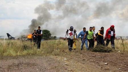 Ya son 11 los pasajeros del accidente del vuelo 2431 de Aeroméxico que demandarán a la aerolínea