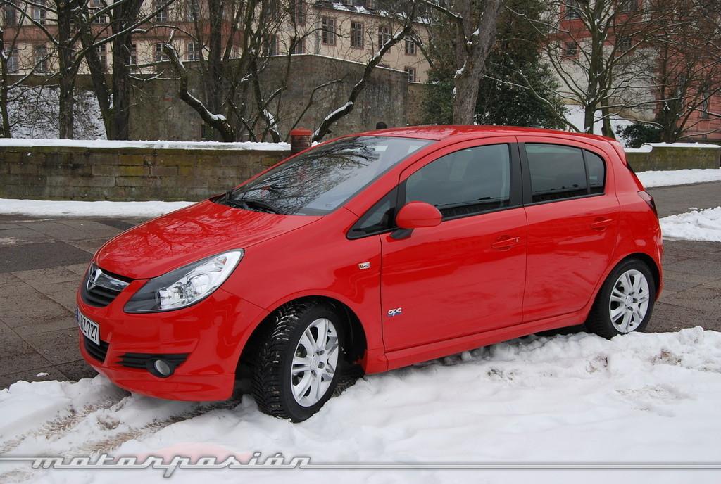 Foto de Opel Corsa 2010 (presentación) (16/37)