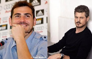 Separados al nacer: Iker Casillas Vs. Eric Dane