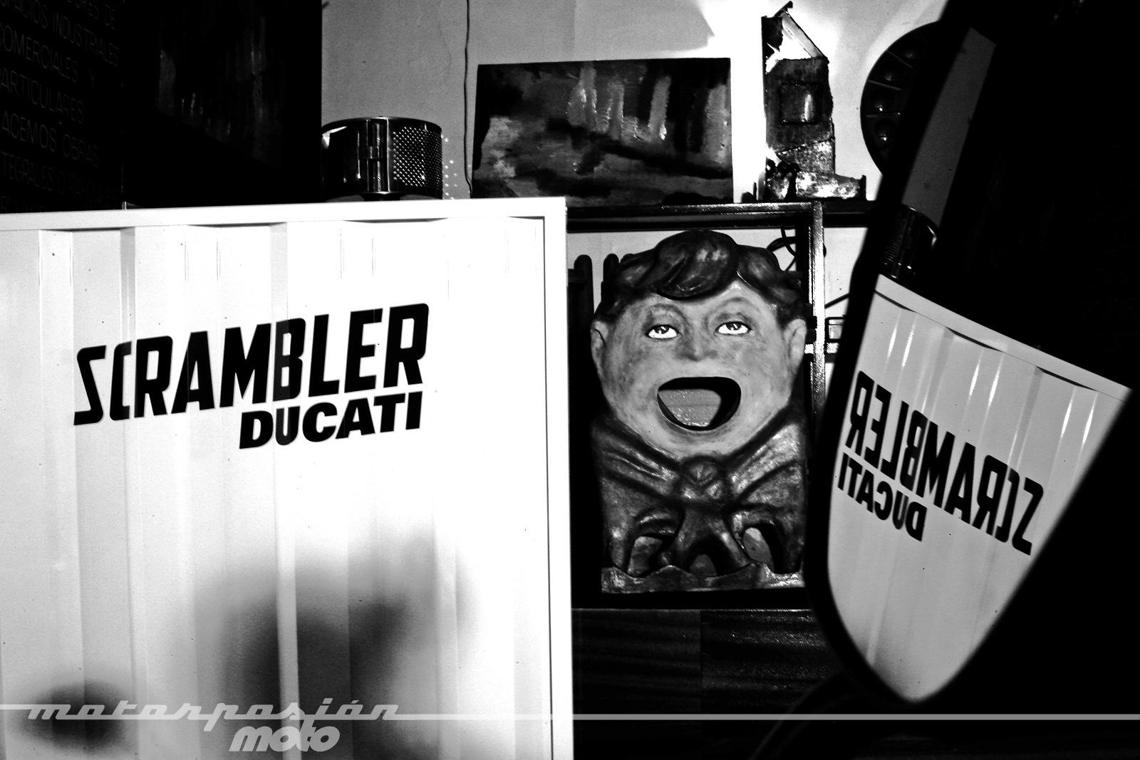 Foto de Ducati Scrambler, presentación 1 (45/67)