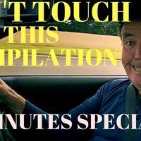 Mientras esperas las campanadas, casi 10 minutos de coches de impresión, en plan 'Can't touch this'