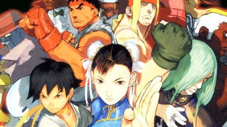 'Street Fighter III: Third Strike Online Edition' presentado en sociedad