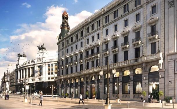 La Galería de Canalejas: un nuevo proyecto de tiendas de lujo y gastronomía en Madrid