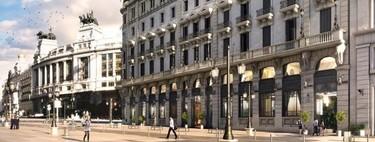 Galería Canalejas: un nuevo proyecto de tiendas de lujo y gastronomía en Madrid