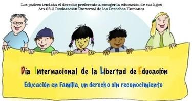 Celebración del Día Internacional de la Educación Libre en España