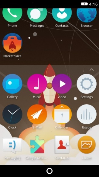 Mozilla trae el launcher de Firefox OS a Android