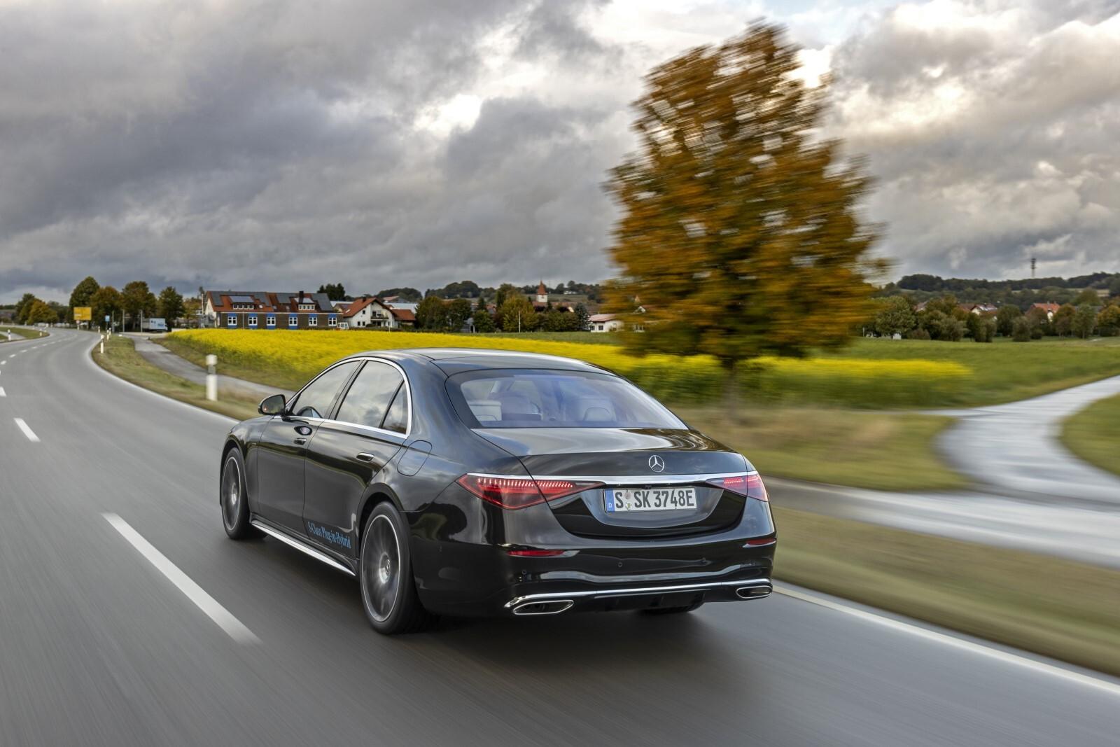 Foto de Mercedes-Benz Clase S PHEV 2021 (1/9)