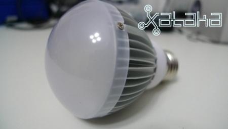Bombilla LED BR20 de GlacialTech, la hemos probado