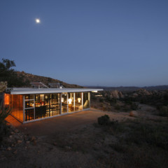 Foto 1 de 17 de la galería casas-poco-convencionales-vivir-en-el-desierto en Decoesfera
