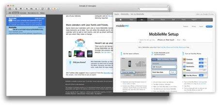 Mac OS X Lion Quicklook Web