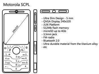 Más sobre el futuro SCPL de Motorola