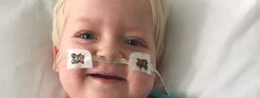 Despierta del coma antes de ser desconectado de las máquinas y después supera un extraño cáncer: la impactante historia de Dylan