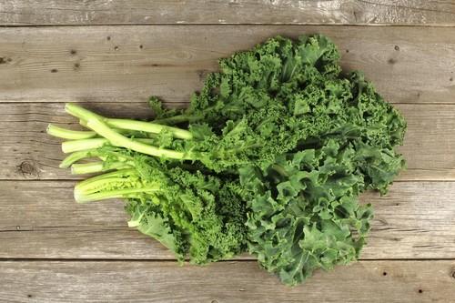 El kale, un superalimento si se consume correctamente