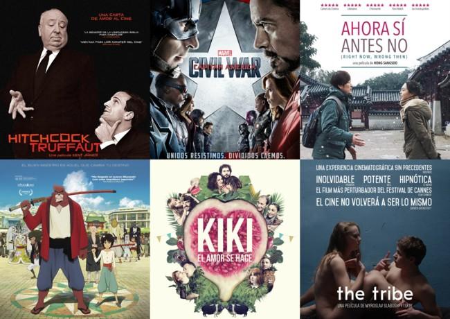 Recomendaciones para la X Fiesta del Cine