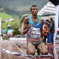 Félix Sánchez Arrazola es el fotógrafo del año según la Federación Internacional de Atletismo