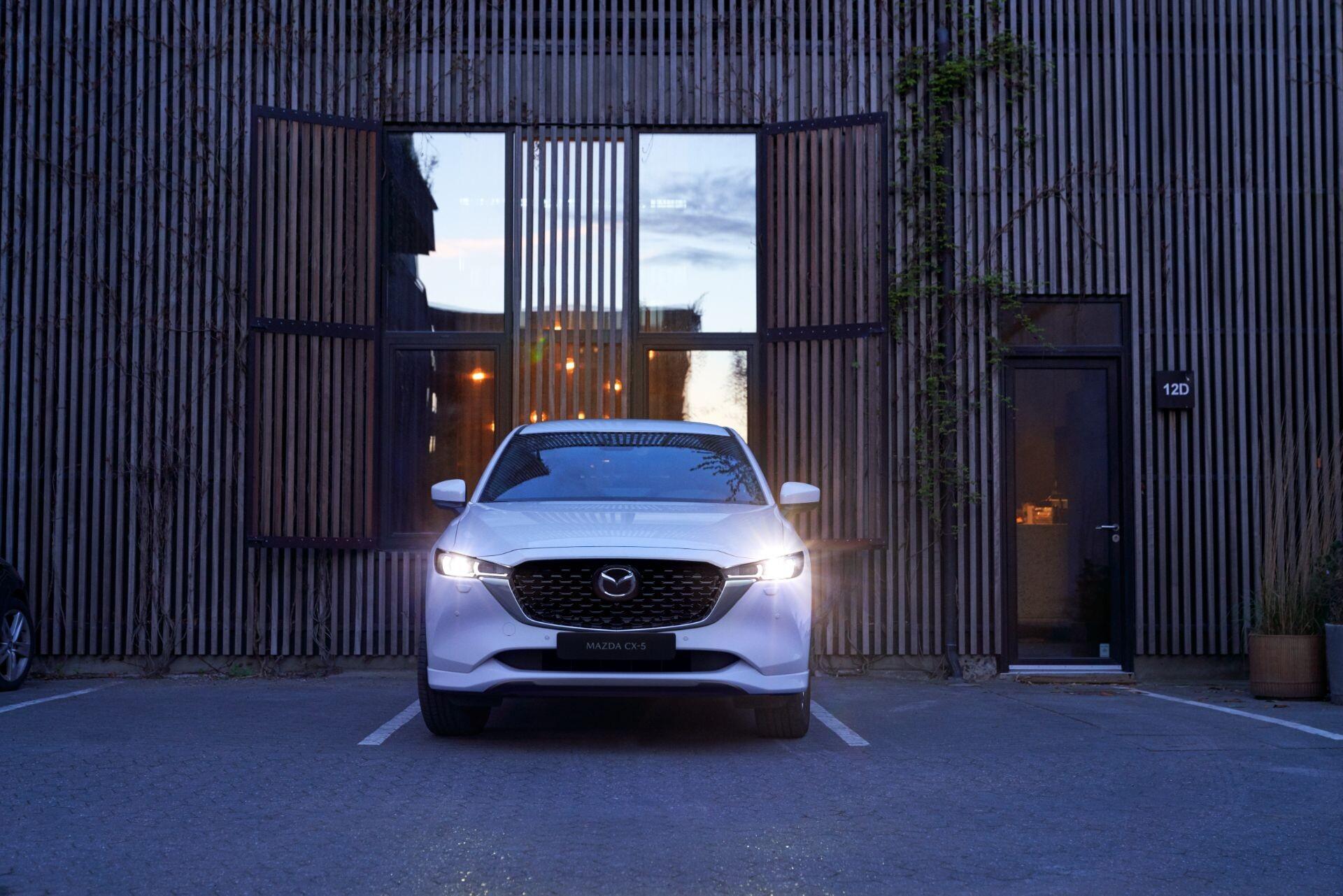 Foto de Mazda CX-5 2022 (2/29)