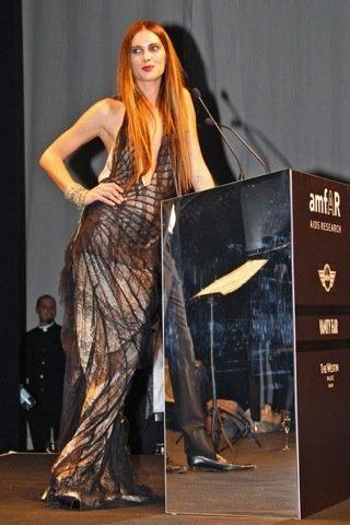 Erin Wasson Semana de la Moda de Milán