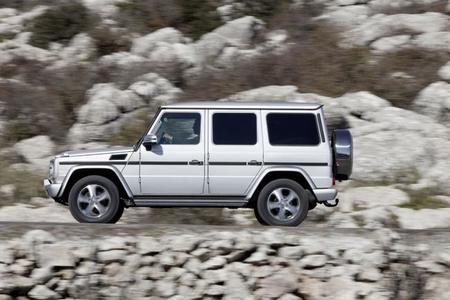 ¿Por qué se sigue vendiendo el Mercedes Clase G?