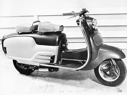 """Ducati Cruiser, el """"otro"""" scooter italiano"""