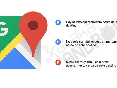 Así es como Google Maps te dirá lo que te costará aparcar el coche