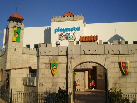 Playmobil Fun Park en Malta