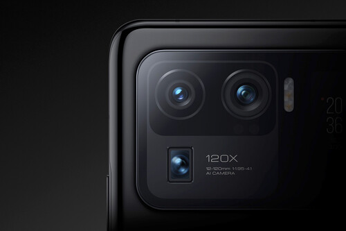 Xiaomi Mi 11 Ultra: así son las cámaras del móvil que Xiaomi compara con la Sony RX100 VII